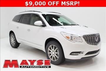 2017 Buick Enclave for sale in Aurora, MO
