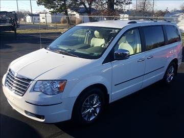 2008 Chrysler Town and Country for sale in Aurora, MO