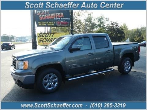 2011 GMC Sierra 1500 for sale in Birdsboro, PA