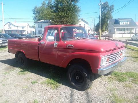1964 Ford F-250 for sale in Findlay, OH