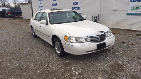 Used Lincoln Town Car For Sale In Evansville In Carsforsale Com