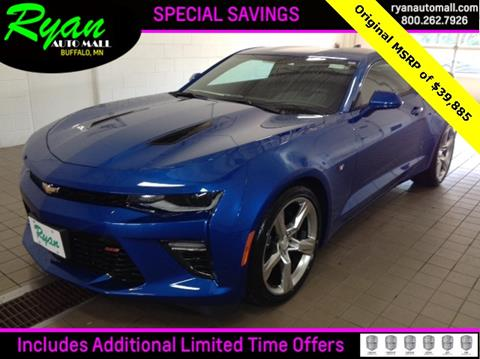 2018 Chevrolet Camaro for sale in Buffalo, MN