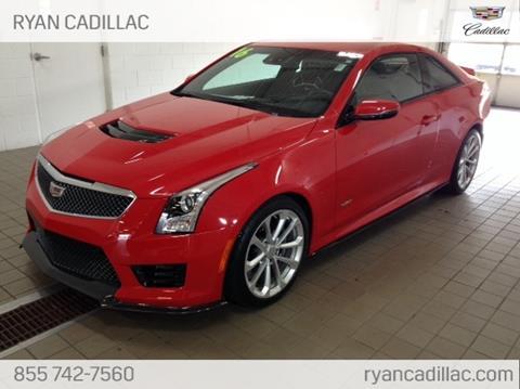 2016 Cadillac ATS-V for sale in Buffalo, MN
