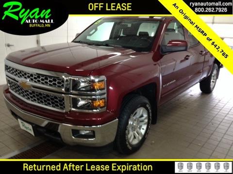 2015 Chevrolet Silverado 1500 for sale in Buffalo, MN