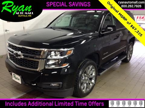 2018 Chevrolet Tahoe for sale in Buffalo, MN