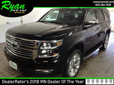 2018 Chevrolet Tahoe For Sale In Buffalo, MN