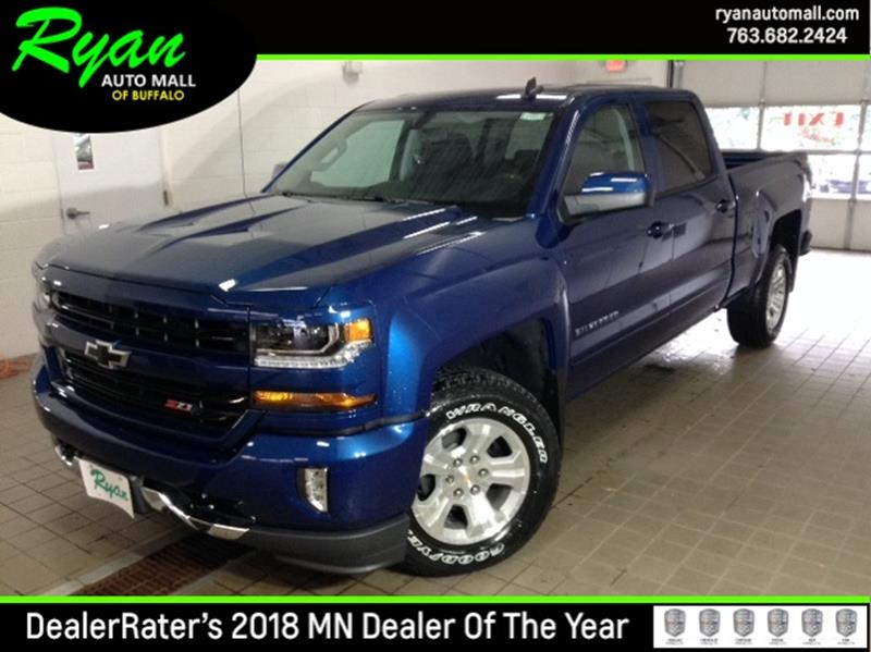 Superb 2018 Chevrolet Silverado 1500 LT   Buffalo MN