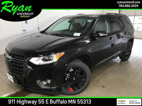 2020 Chevrolet Traverse for sale in Buffalo, MN
