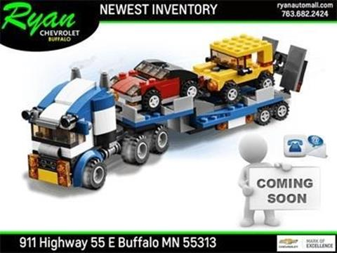 2016 Chevrolet Silverado 3500HD for sale in Buffalo, MN