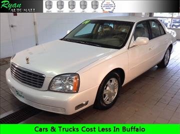 2004 Cadillac DeVille for sale in Buffalo, MN