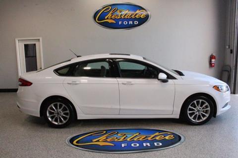 2017 Ford Fusion for sale in Dahlonega, GA