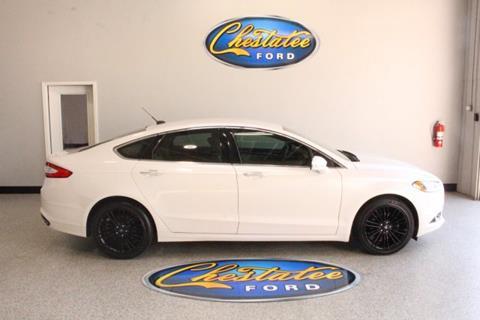 2016 Ford Fusion for sale in Dahlonega, GA