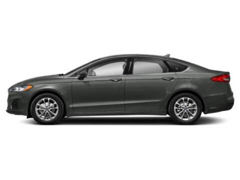 2020 Ford Fusion SE for sale at Chestatee Ford in Dahlonega GA