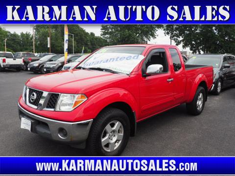 2006 Nissan Frontier for sale in Lowell, MA