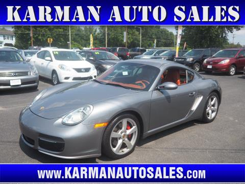 2006 Porsche Cayman for sale in Lowell, MA
