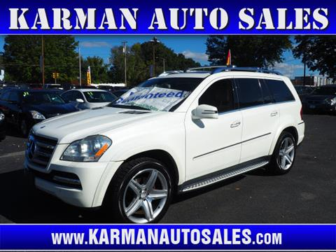 2011 Mercedes-Benz GL-Class for sale in Lowell, MA