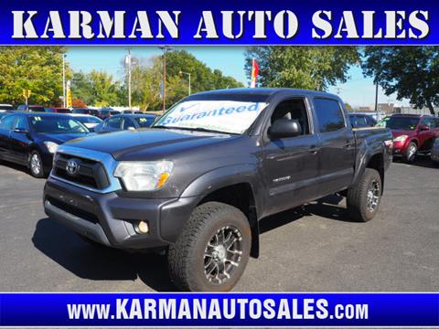 2012 Toyota Tacoma for sale in Lowell, MA