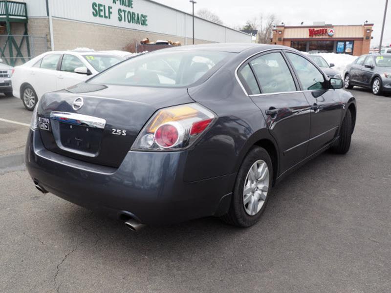 2012 Nissan Altima 25 S 4dr Sedan In Lowell Ma Karman Auto Sales