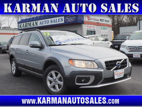 2012 Volvo XC70 for sale in Lowell, MA