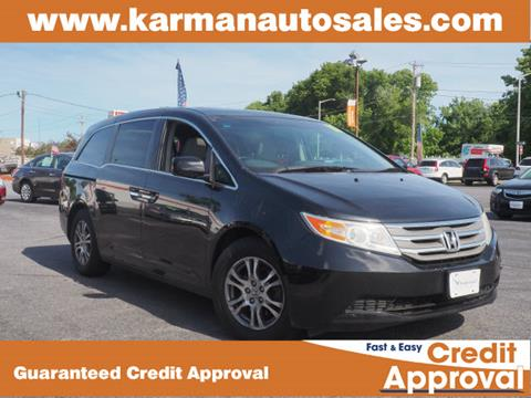 2011 Honda Odyssey for sale in Lowell, MA