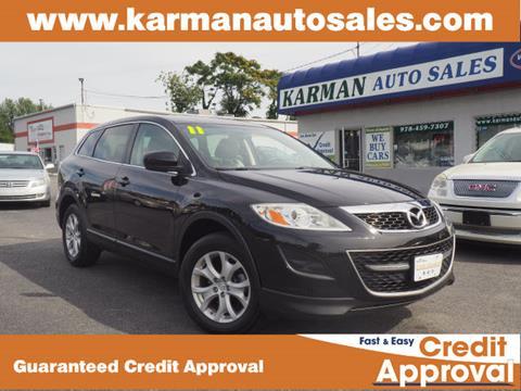 2011 Mazda CX-9 for sale in Lowell, MA