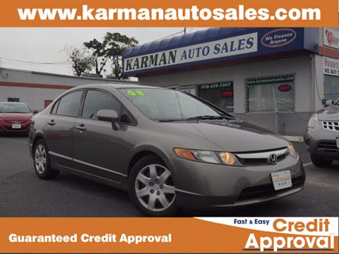 2008 Honda Civic for sale in Lowell, MA