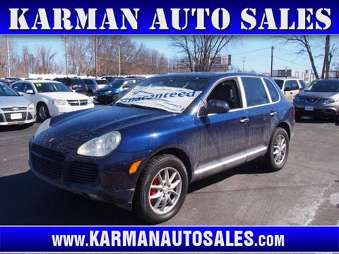 2004 Porsche Cayenne for sale in Lowell, MA