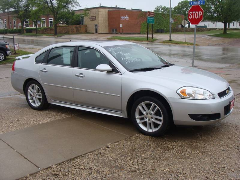 2014 Chevrolet Impala Limited LTZ Fleet 4dr Sedan - Cherokee IA