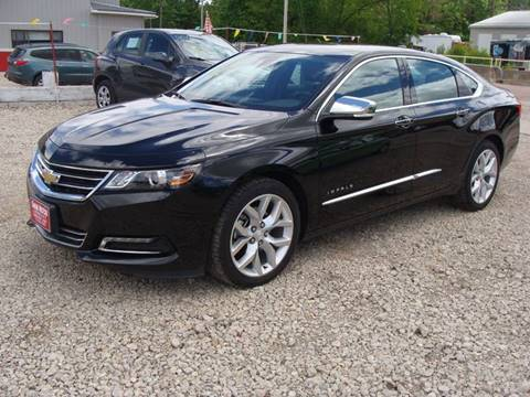 2017 Chevrolet Impala for sale in Cherokee, IA