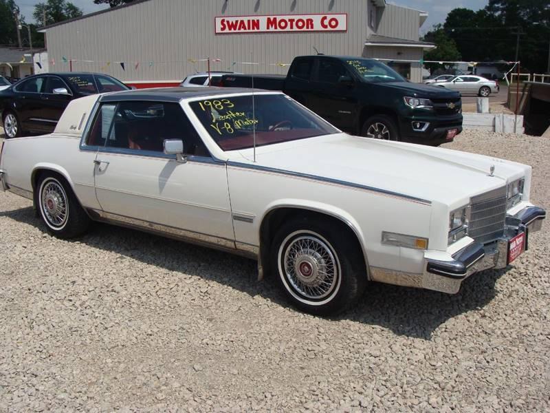 1983 Cadillac Eldorado 2dr Coupe - Cherokee IA