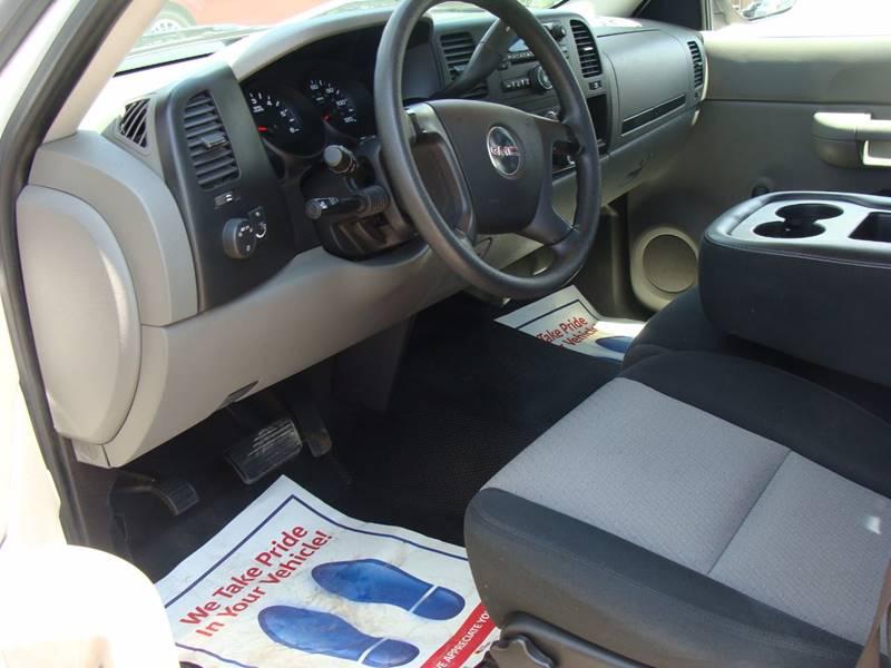 2008 GMC Sierra 1500 2WD Work Truck 2dr Regular Cab 8 ft. LB - Cherokee IA