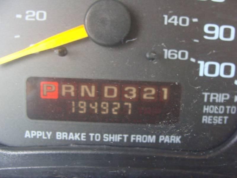 1999 Chevrolet Astro AWD 3dr LS Extended Mini-Van - Cherokee IA
