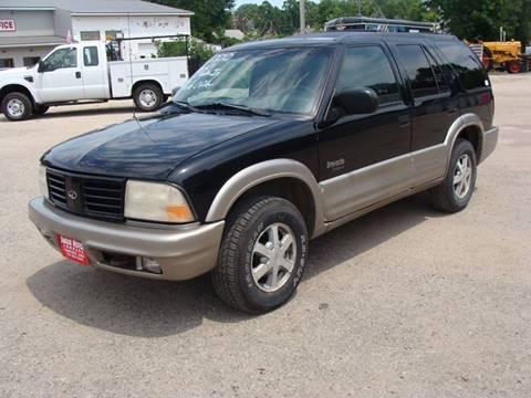 2000 Oldsmobile Bravada for sale in Cherokee, IA