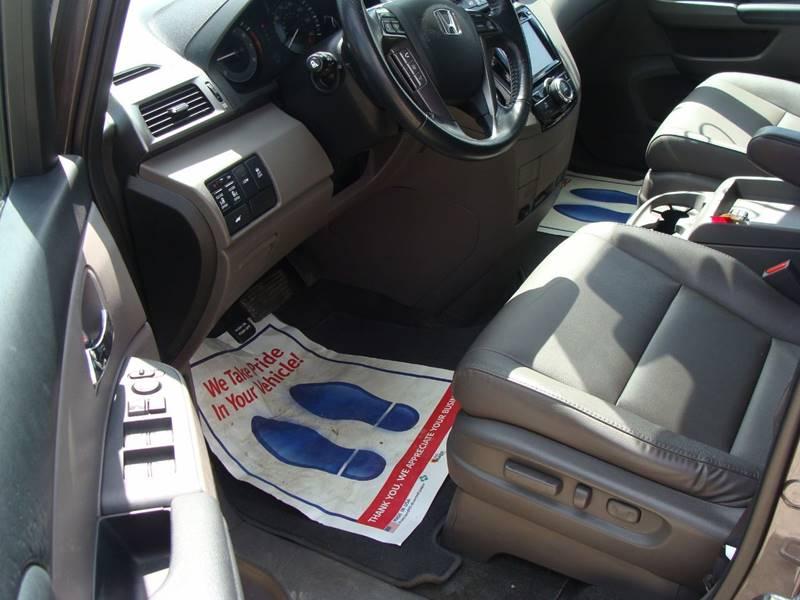 2014 Honda Odyssey EX-L 4dr Mini-Van - Cherokee IA