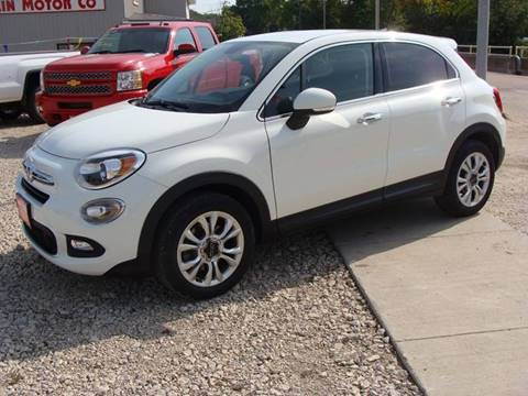 2016 FIAT 500X for sale in Cherokee, IA