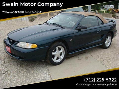 1995 Ford Mustang for sale in Cherokee, IA
