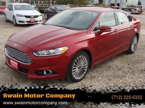 Cars For Sale in Cherokee, IA - Swain Motor Company