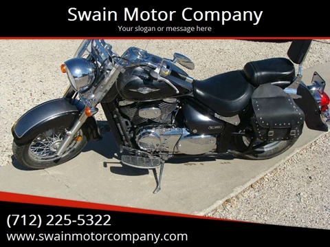 2008 Suzuki VL800 for sale in Cherokee, IA