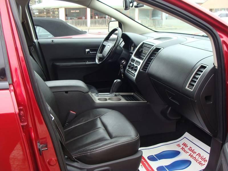 2007 Ford Edge AWD SEL 4dr SUV - Cherokee IA