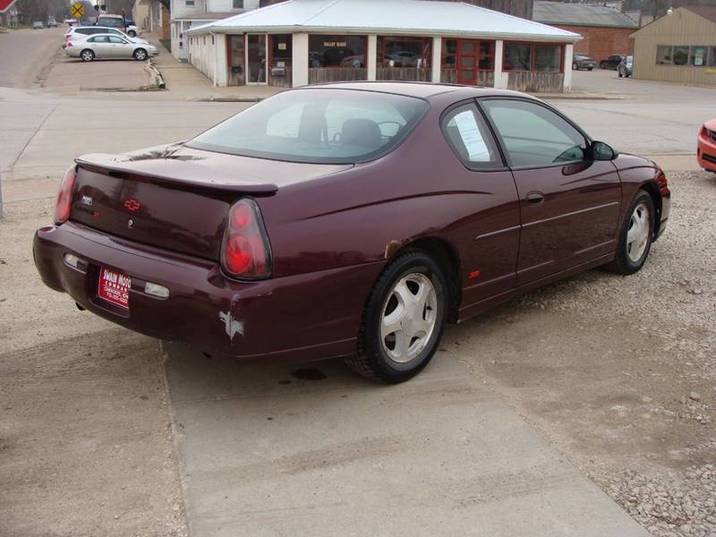2004 Chevrolet Monte Carlo SS 2dr Coupe - Cherokee IA