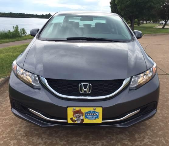 2013 Honda Civic LX 4dr Sedan 5M - Bettendorf IA