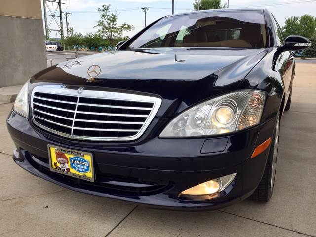 2007 Mercedes-Benz S-Class AWD S 550 4MATIC 4dr Sedan - Bettendorf IA