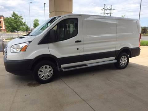2016 Ford Transit Cargo 250 3dr SWB Low Roof Cargo Van w/60/40 Passenger Side Doors - Bettendorf IA