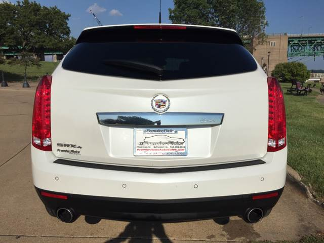 2010 Cadillac SRX AWD Luxury Collection 4dr SUV - Bettendorf IA