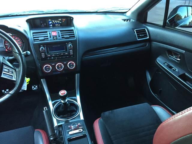 2015 Subaru WRX AWD STI 4dr Sedan - Bettendorf IA