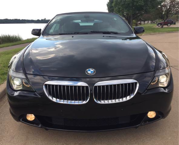 Bmw Series Ci Dr Convertible In Bettendorf IA Premier - Bmw 645ci horsepower