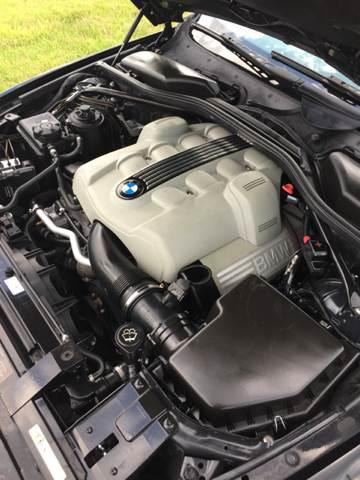 2004 BMW 6 Series 645Ci 2dr Convertible - Bettendorf IA