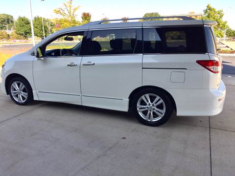 2013 Nissan Quest for sale in Bettendorf, IA