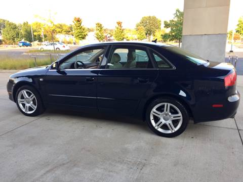 2007 Audi A4 for sale in Bettendorf, IA