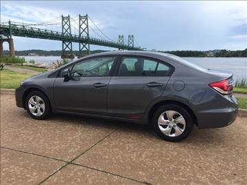 2013 Honda Civic for sale in Bettendorf, IA